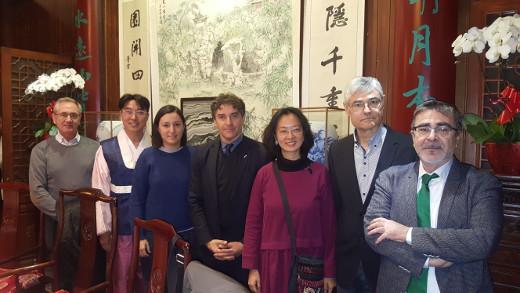 Convenio estratégico con el Gobierno de China para colaborar en materia turística