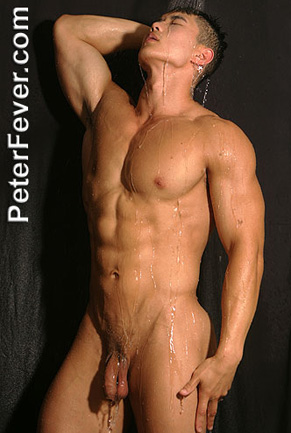 asian beauty gay peter le