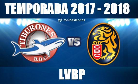 Primer juego de #Leones sera contra los Tiburones de Danry Vasquez ...