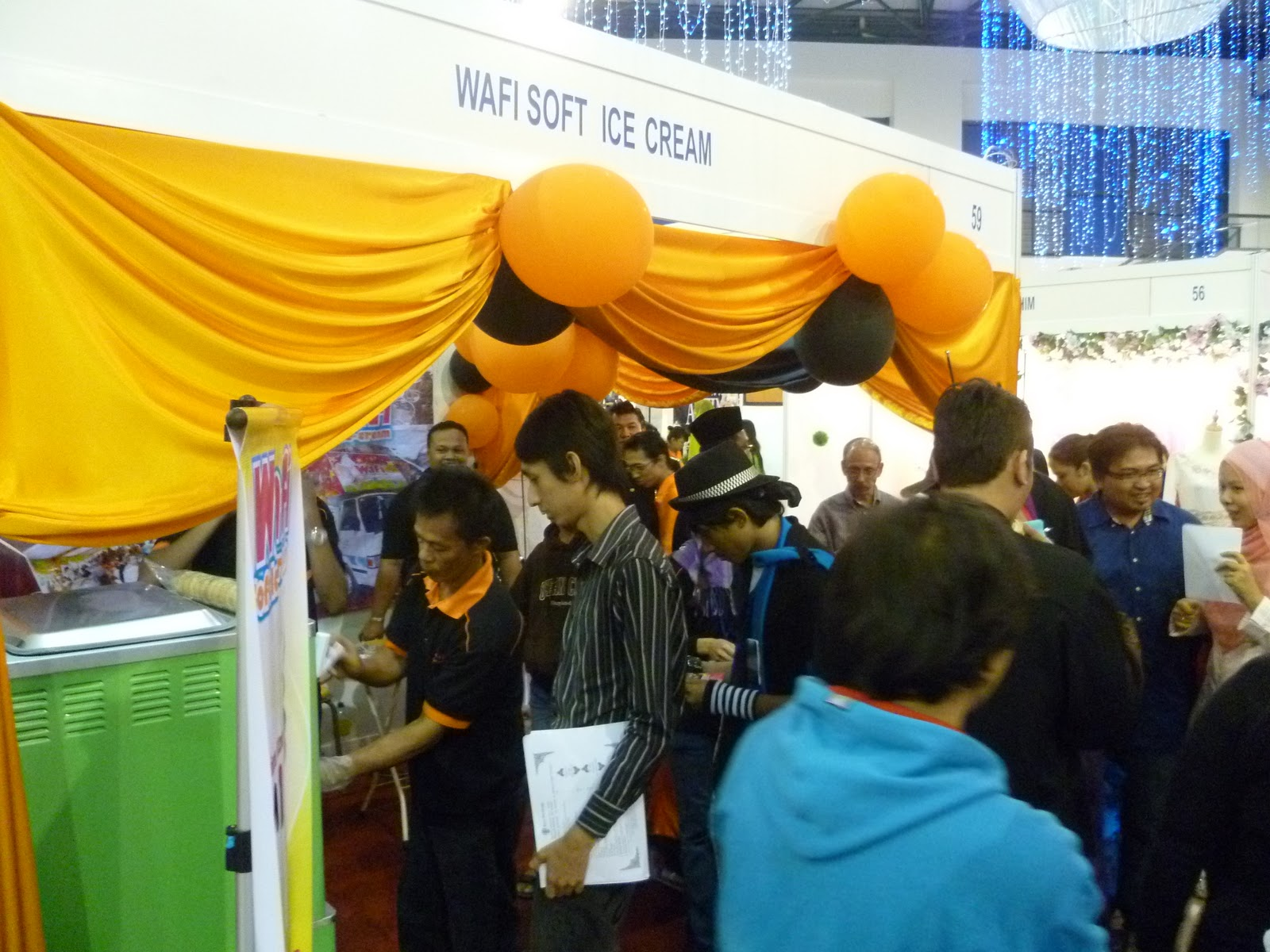 WAFI Soft Ice Cream Galeri Gambar