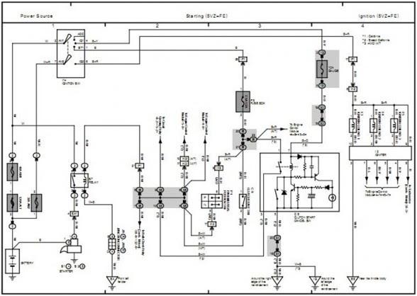 2006 Toyota Tacoma Wiring Diagrams Manual