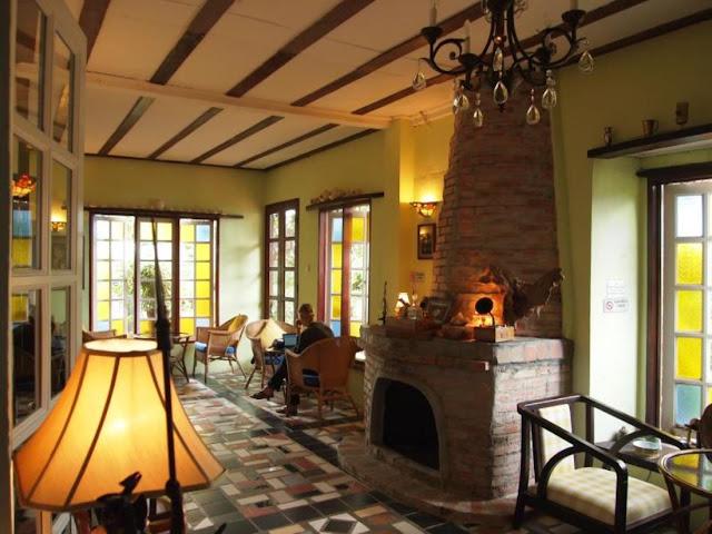Hotel menarik perctuian keluarga Cameron Highlands