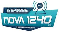 Rádio Nova 1240 AM - São jerônimo/RS