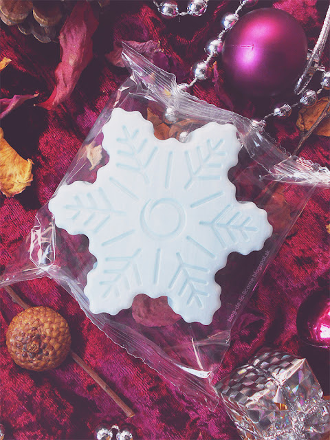 Oriflame mydlo Snow Sparkle recenzia