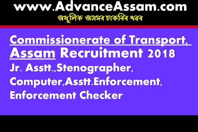 all Assam Career jobs Assam government job news