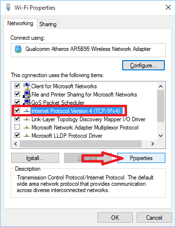 network properties