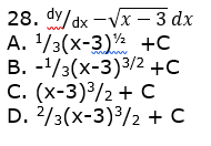 nda past questions on mathematics 2016