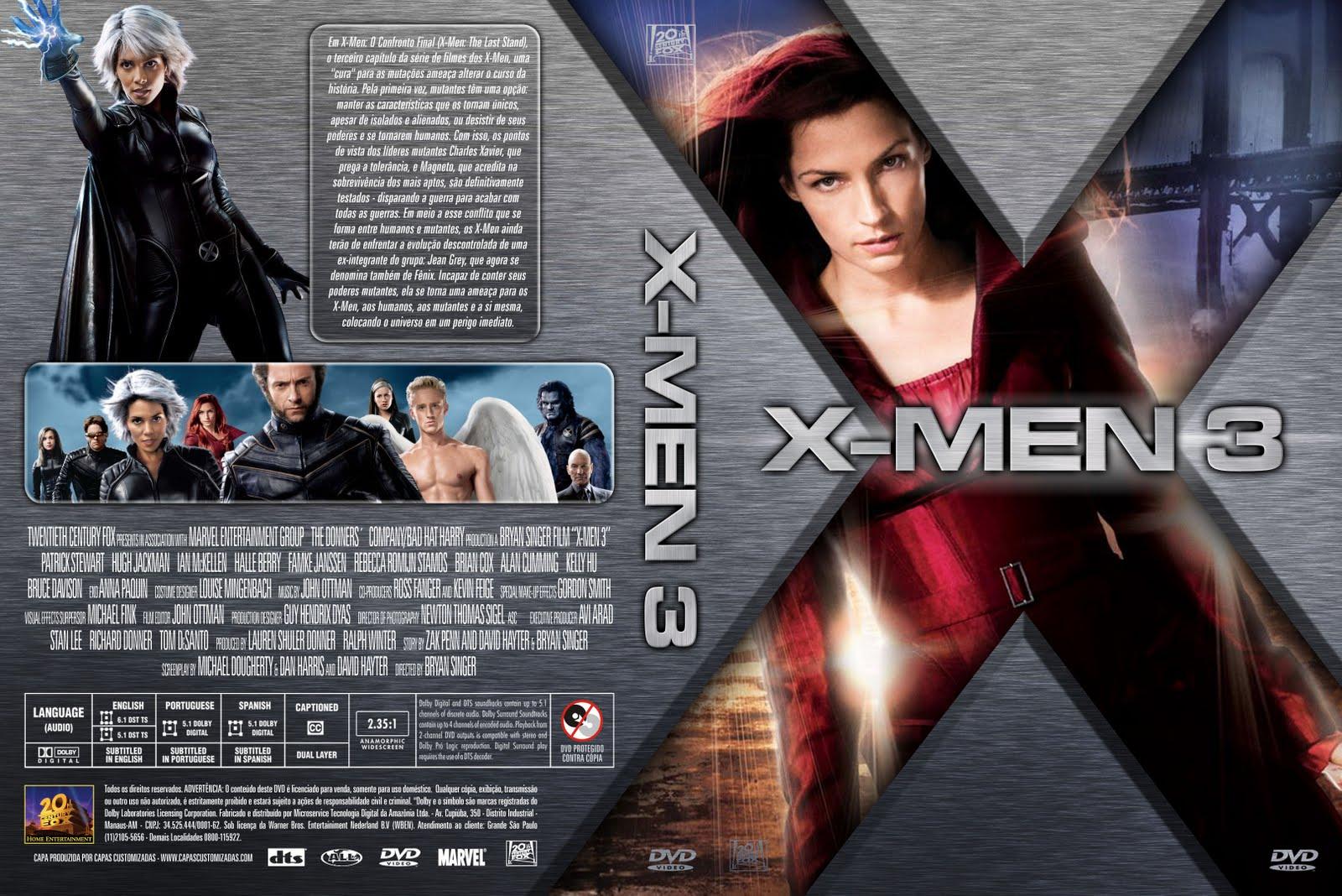 CONFRONTO O FINAL X-MEN FILME DUBLADO RMVB BAIXAR
