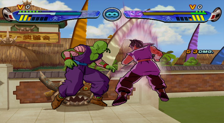 Descargar Dragon Ball Z: Budokai 3 [PC] [Full] [ISO