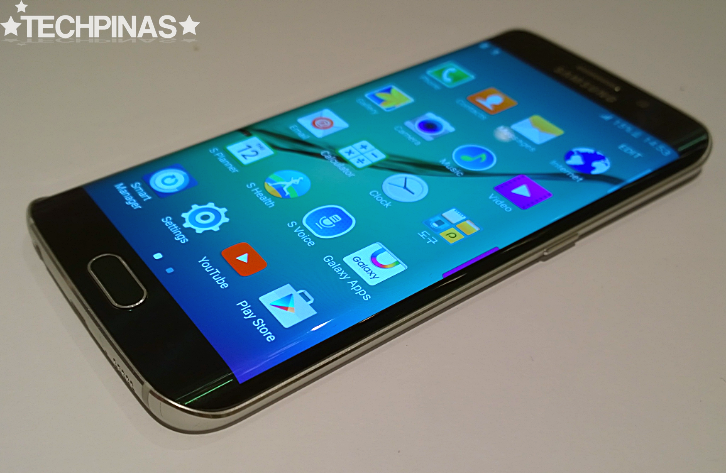 Samsung Galaxy S6 Edge, Most Powerful Smartphones 2015