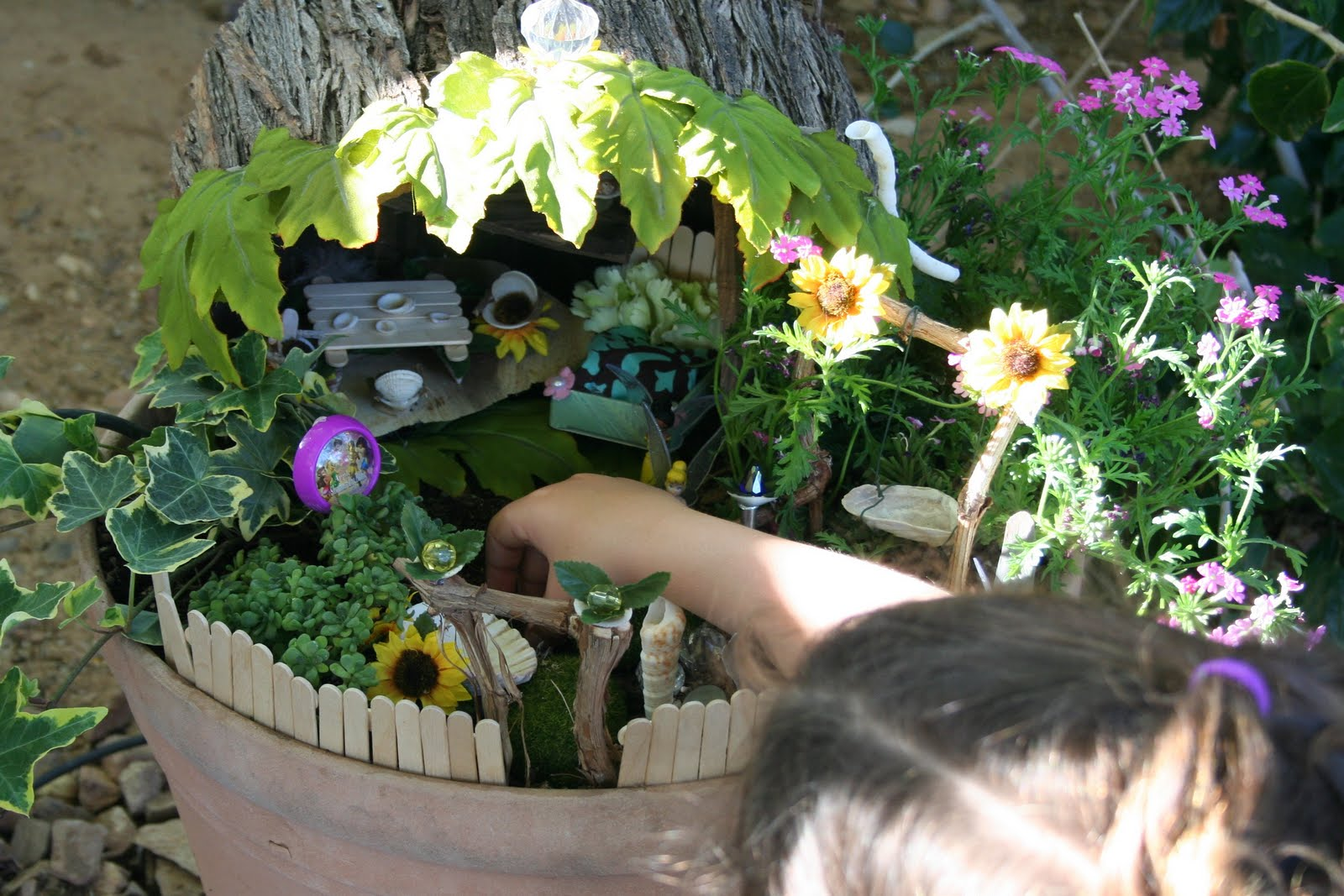 Real Fairy Houses