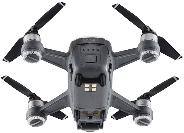 DJI Spark - available in the UK for £519 at Park Cameras