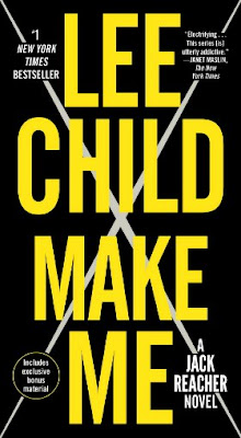 Make Me by Lee Child - front cover
