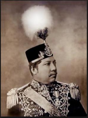 Sejarah dan Biografi Singkat Sri Sultan Hamengkubuwono IX Dari Daerah Istimewa Yogyakarta dan Sultan Syarif Kasim II Dari Siak Indrapura Riau