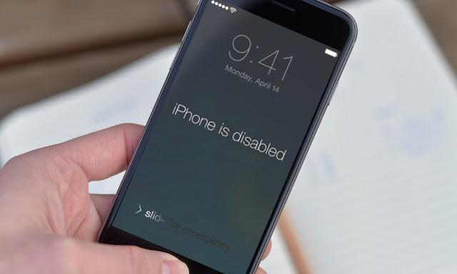 كيفية تمكين واصلاح اي فون Iphone معطل مع Itunes ،و Ipad معطلة  وايضا Ipod