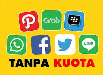 Cara Menggunakan Kuota Aplikasi Indosat Ooredoo Akses Apps ON