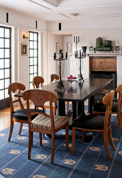 New York Style Dining Chairs