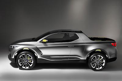 Nouveau 2020 Hyundai Santa Cruze - Caractéristiques, Prix, Date de Sortie