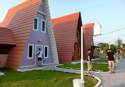 Masbro Australia Village Homestay Melaka