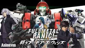 Ảnh trong phim Full Metal Panic! Invisible Victory 1