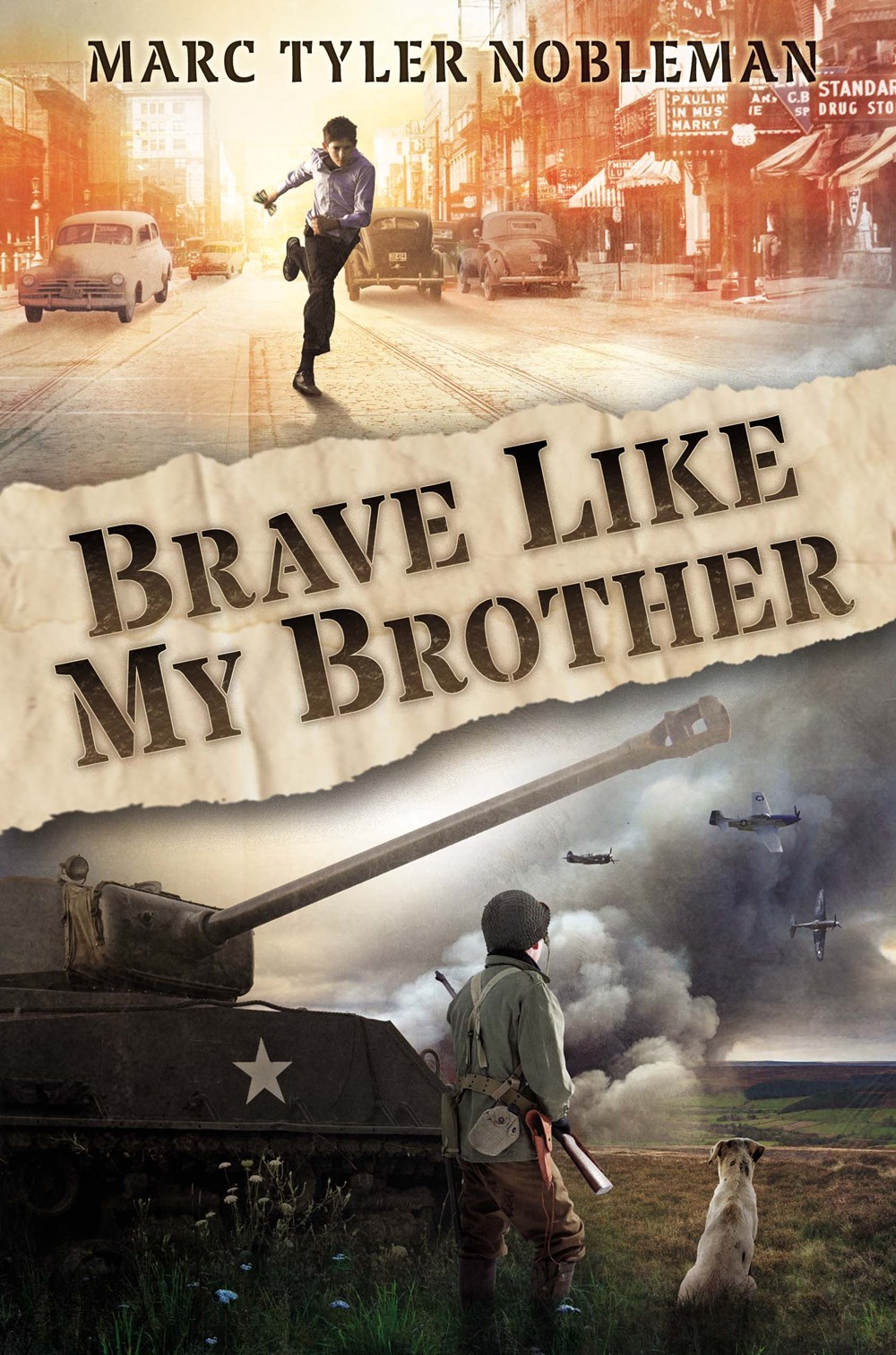 "Like: Noblemania: ""Brave Like My Brother"" A Junior Library Guild"