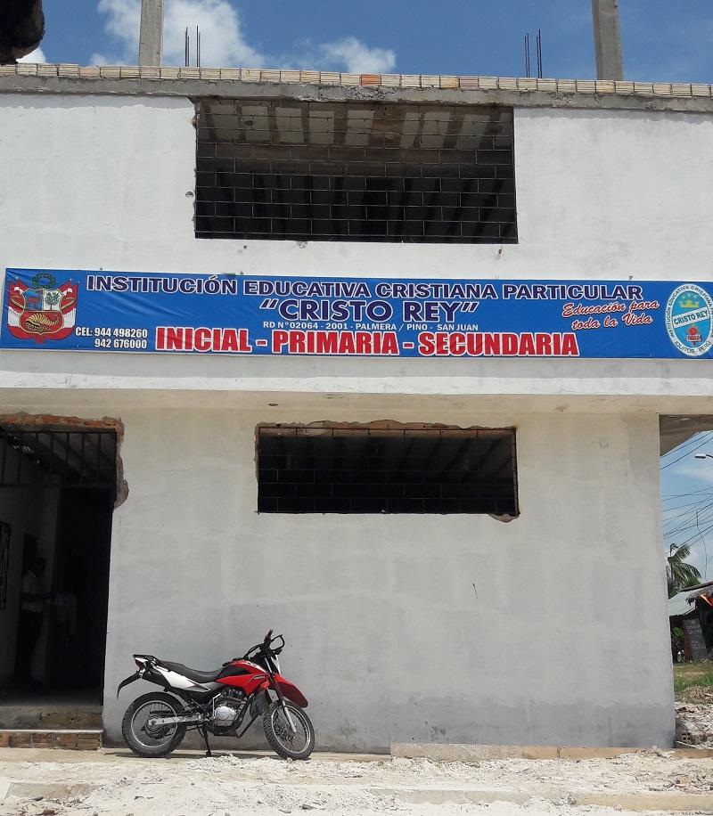 Escuela CRISTO REY - Iquitos