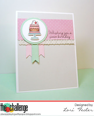 Whisking You a Sweet Birthday card-designed by Lori Tecler/Inking Aloud-stamps from SugarPea Designs