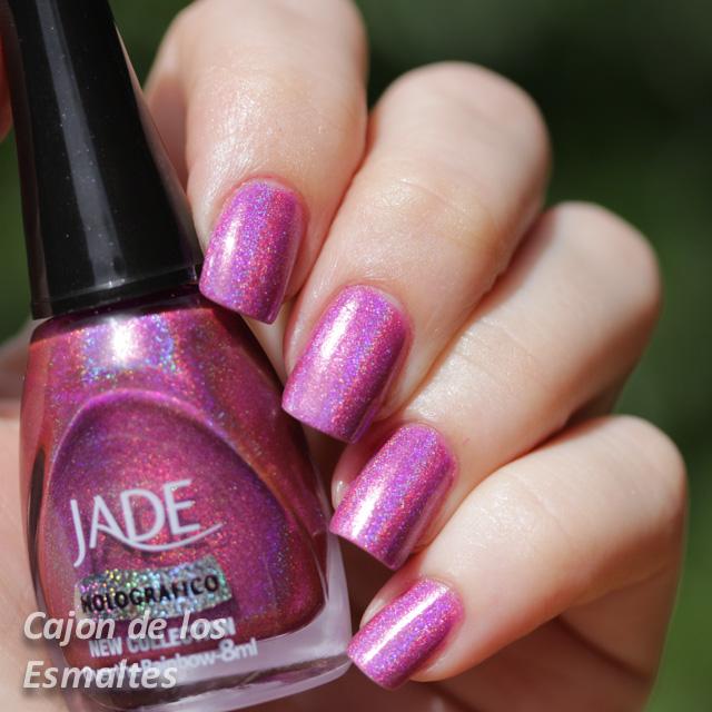 jade over the rainbow