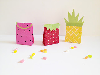 fruit gift bags
