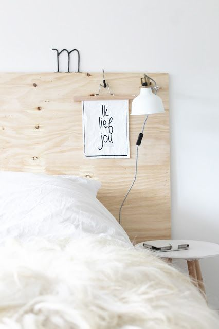 DIY, sänggavel