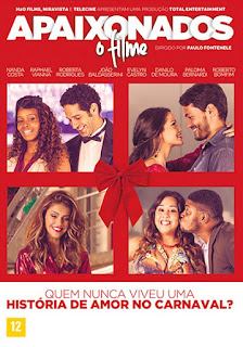 Apaixonados: O Filme - DVDRip Nacional
