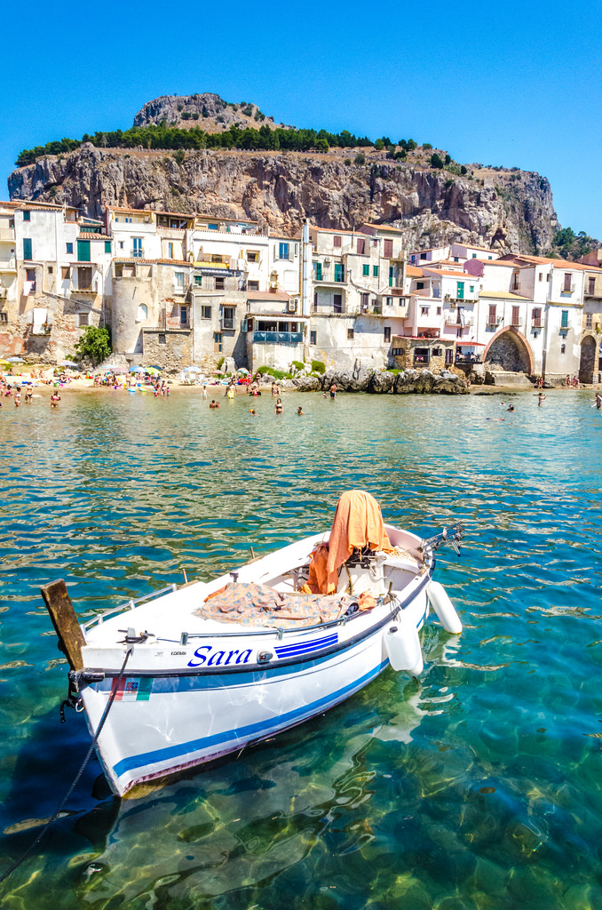 Cefalù, Sicily Italy (by Federica Gentile)