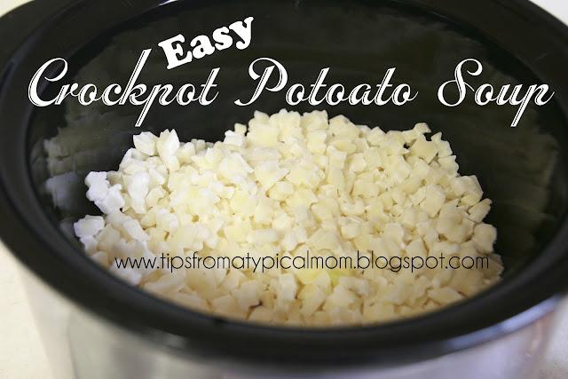 Easy Crockpot Potoato Soup With Hashbrowns Paula Deen S