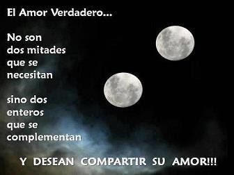 Frases De Amor Bonitas El Amor Verdadero No Son Dos