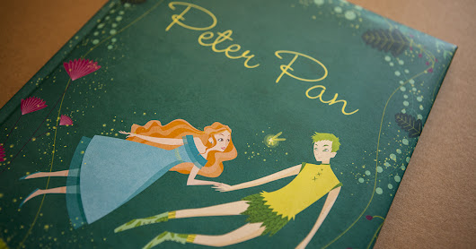 "My new publication, ""Peter Pan"" :) Enjoy it!"