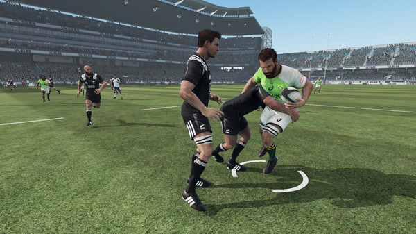 Rugby Challenge 3 PC Setup