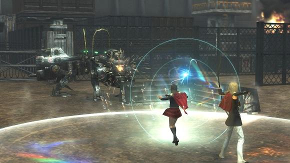 Final Fantasy Type 0 HD PC Free Download Screenshot 3