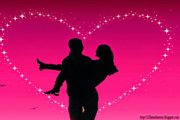 Rencontre d'amour texte