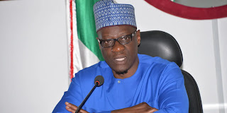 Politics: Kwara governor, Ahmed speaks on Saraki, decamping from APC to PDP