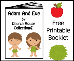 Adam And Eve Mini Booklet