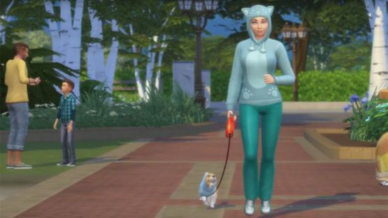 The Sims 4 Cats and Dogs screenshot 3