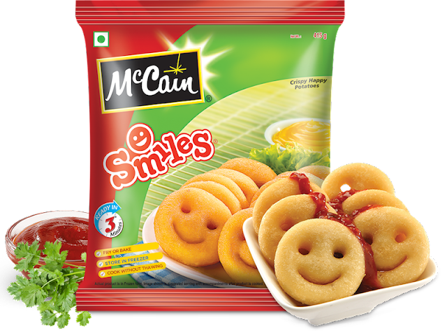 Creative Snacks From McCain