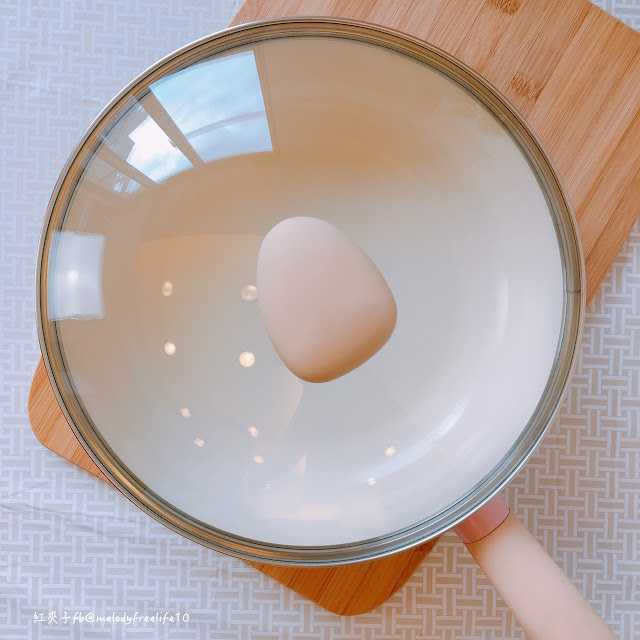 Neoflam Retro系列水晶炒鍋,好用、耐操、有美色、不沾鍋!-紅夾子不上班