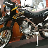 Spesifikasi,Harga Kawasaki KLX 230 yang Rilis Perdana di Indonesia
