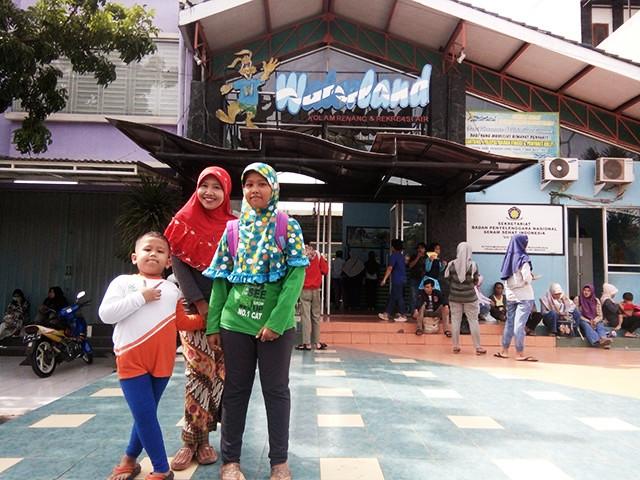 Waterland Ujung Menteng, Tak Seindah Dulu