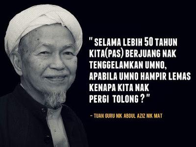 Image result for kenapa kita nak tolong  UMNO ketika dia sakit