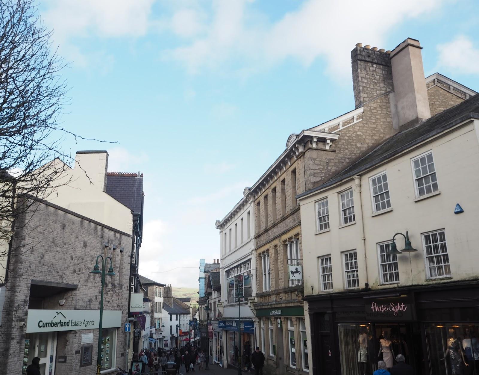 Finkle Street, Kendal