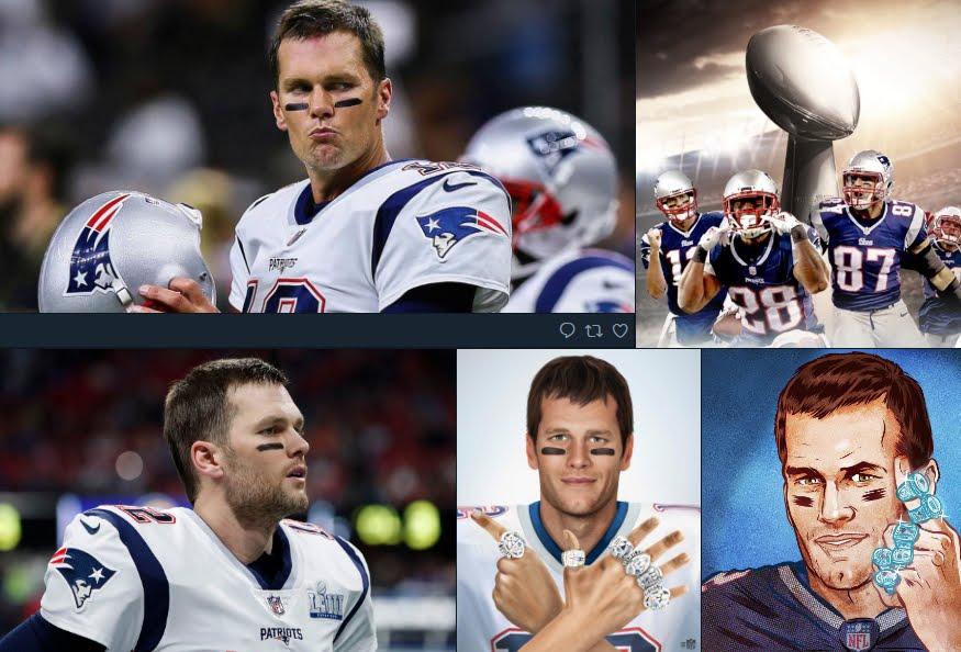 Tom Brady vince il sesto Super Bowl, nessuno come lui.