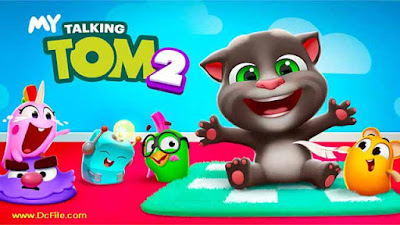 My Talking Tom 2 1.7.1.772 Apk Free Download 2019 Latest version for Android - DcFile