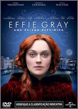 baixar capa Effie Gray: Uma Paixão Reprimida   Dual Áudio
